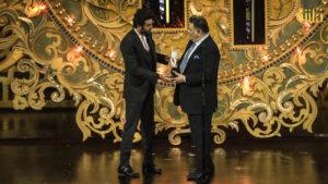 IIFA paved tribute to the legendary actor Shashi Kapoor
