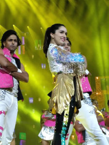 Shraddha Kapoor gave a dazzling performance at NEXA IIFA Awards Styled by Myntra