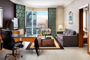 02 One Bedroom Suite - Fairmont Dubai