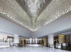 08 Fairmont Dubai lobby