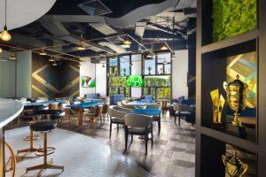 21 Trophy Room - Fairmont Dubai