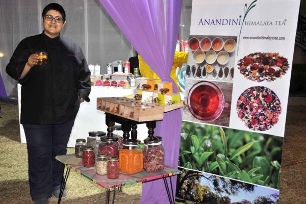 India's first travelling food showcase – 'The Travelling Kitchen – Winter Garden' held