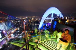 Centara Grand & Bangkok Convention Centre at CentralWorld - Red Sky 03