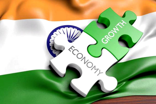 Indian Economy: On an Upward Growth Trajectory