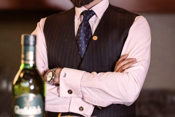 AN EVENING OF EXPERIMENTATION, RE-INVENTION AND INNOVATION WITH GLENFIDDICH