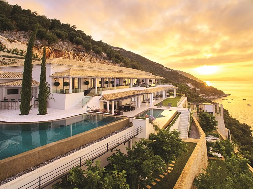 WORLD'S MOST LUXURIOUS PRIVATE RESIDENCES AND VILLAS