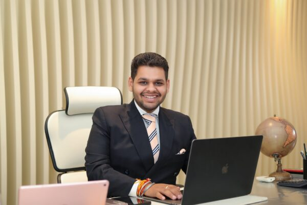 Education – a passion for Raghav Vasal