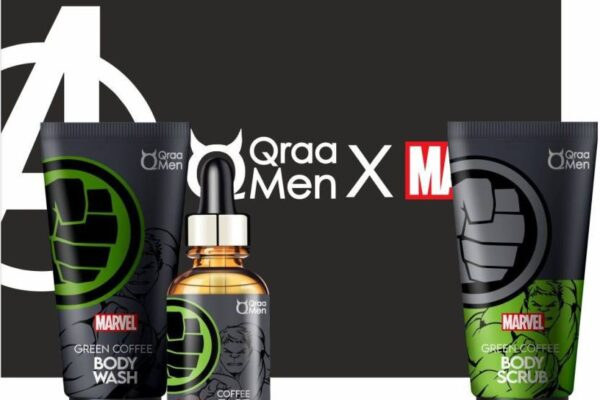 Grooming with The Avengers – Qraamen